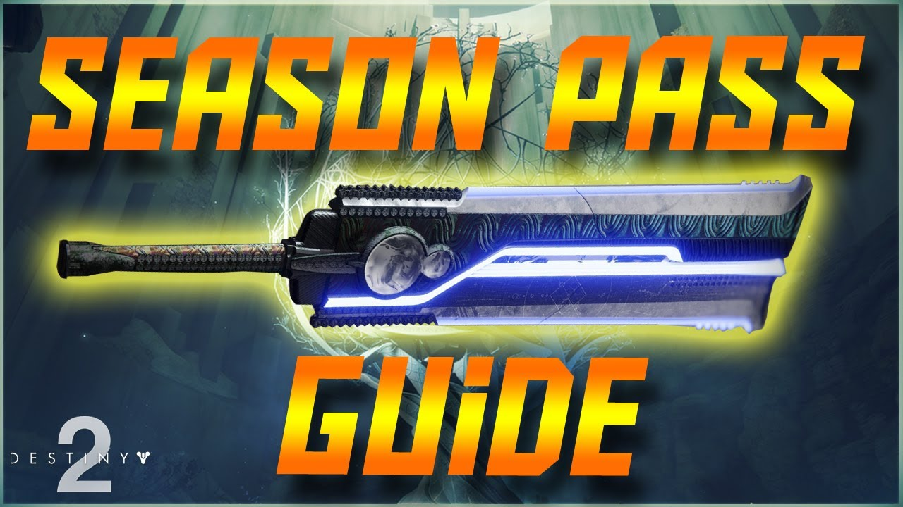 Destiny 2 –New Season Pass Guide –  New Ornaments, Exotic Ciphers, Falling Guillotine, Cold Denial