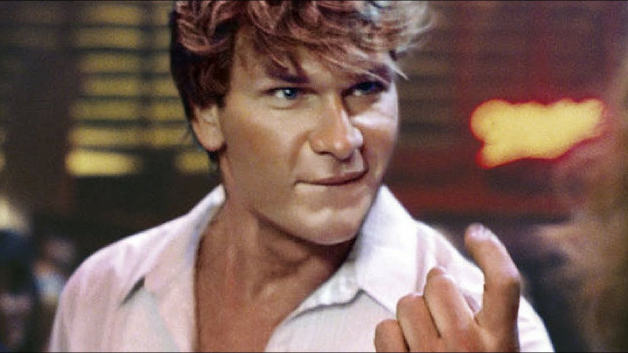 Image result for patrick swayze dirty dancing age