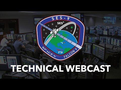 SES-9 Technical Webcast