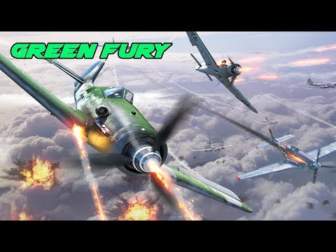 Fight of the week - Fw190 D9 Vs P47M - War Thunder