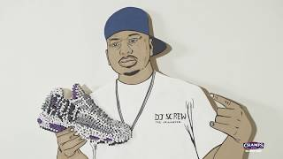 DJ Screw Nike Air Max 95 \