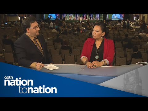 MMIWG Chief Commissioner is asked to resign | APTN NationToNation