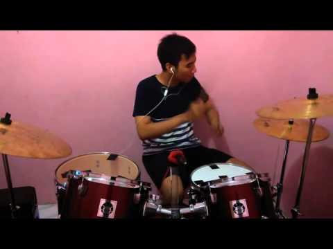 Nidji - Arti Sahabat ( Drum cover by Yudha )