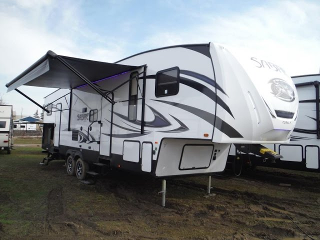 2018 Sabre 31bht Luxury 2 Bedroom 5th Wheel Trailer With Bunks Camp Out Rv In Stratford Youtube