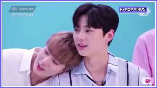 WANNA ONE LAI GUANLIN'S FUNNY MOMENTS