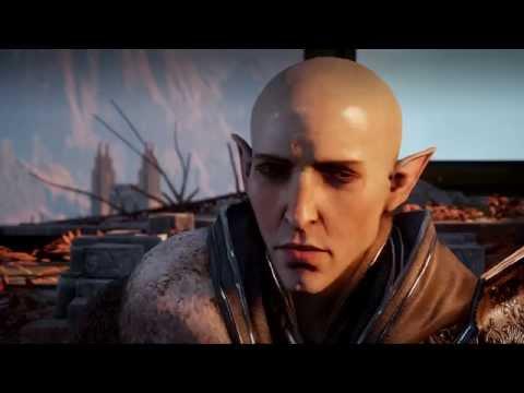 Video Dragon Age Inquisition - Intrus DLC (Trespasser) - Solas Romance (VF)