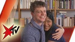 Familienglück trotz HIV: Eine ganz besondere Liebe - Die Geschichte von Familie Prüfer   stern TV