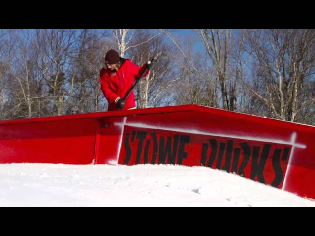 ... Fifth Ave Terrain Park - Jan. 8, 2016