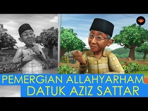 Berita EP39 - Pemergian Allahyarham Datuk Aziz Sattar