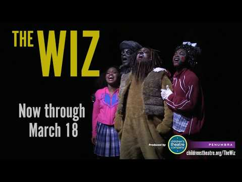 Children's Theatre Company and Penumbra Theatre's The Wiz Review Trailer