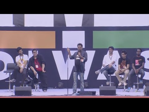 Zakir Khan - When I meet a Delhi Girl | AIB Diwas