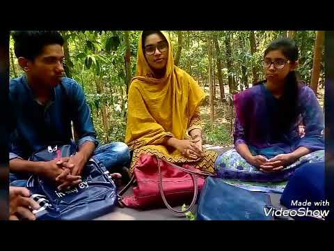 University of Chittagong: Beautiful Campus (Aces of Finance)