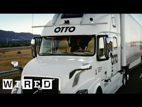 Uber's Self-Driving Truck Makes Its First Delivery | WIRED