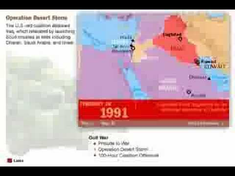 Desert Storm: The Persian Gulf War 1990 / 1991
