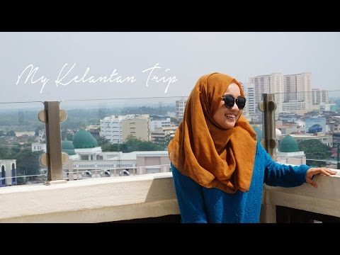 My first Vlog! Media Trip To Kelantan, Introducing The Perdana Trail
