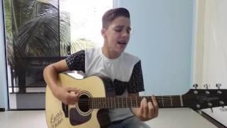 Baixar Lucas Walker - O Nosso Santo Bateu (Cover)