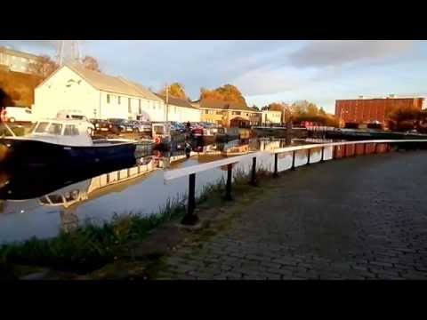 Applecross Street Basin, Forth and Clyde Canal, Glasgow
