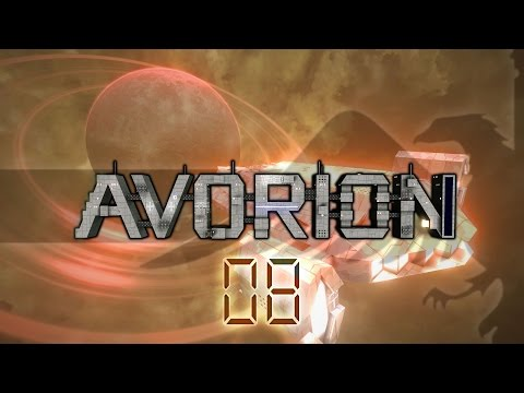 Avorion #08 RESEARCH STATION - Gameplay / Let's Play