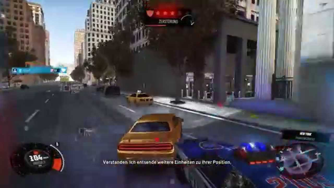 THE CREW [I love New York Police Cars] PC GTX970 4gb - YouTube