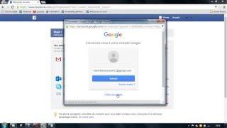 comment créer un compte facebook ni numéro de telephone