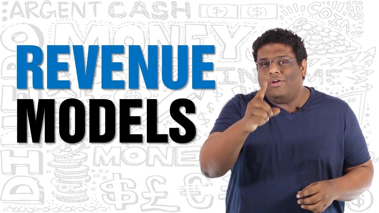 Revenue Models for Startups