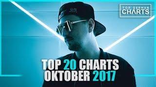 TOP 20 SINGLE CHARTS - OKTOBER 2017