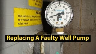 Well Pump Trouble Signs & How To Replace A Defective Well Pump thumbnail
