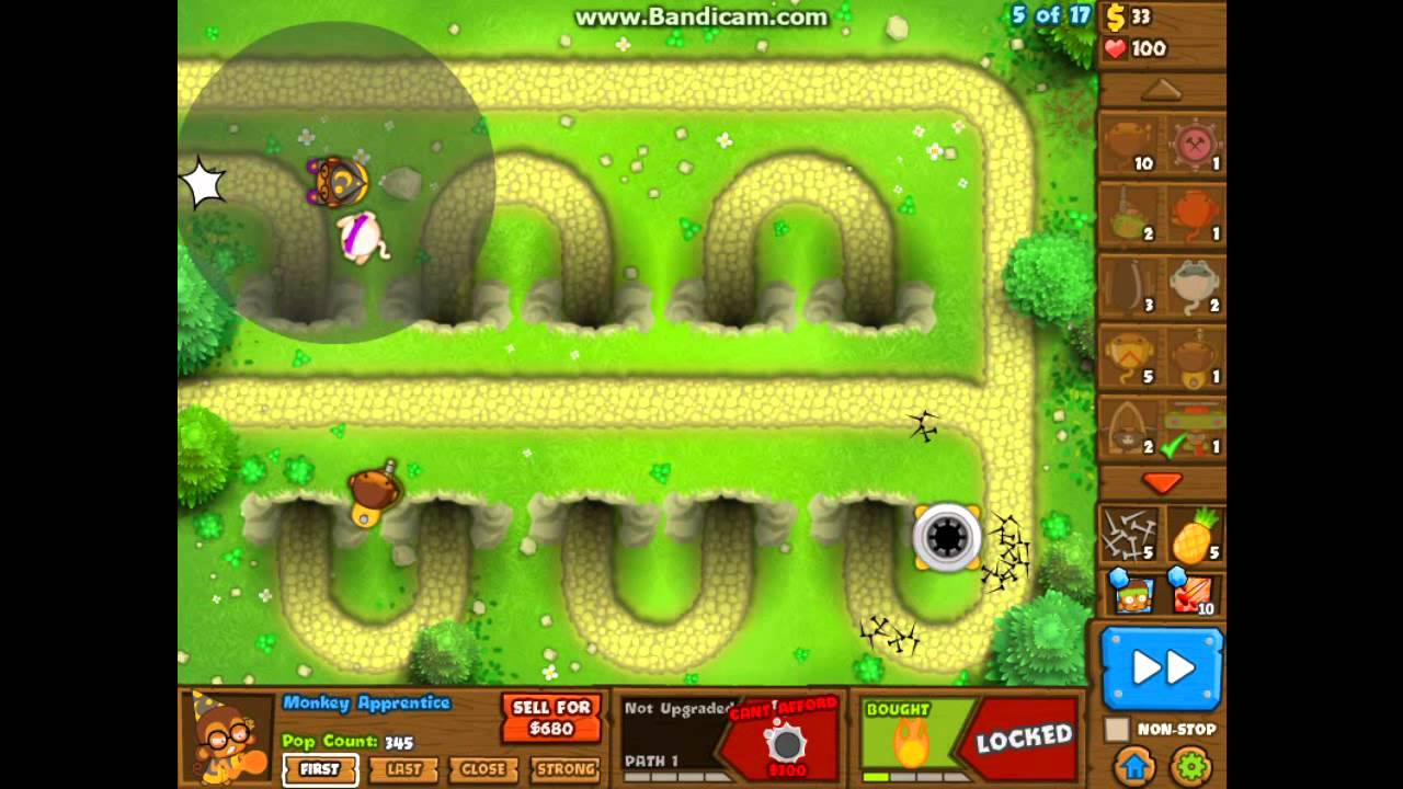 Kongregate bloons monkey - Bloons Monkey City Video Ryview Flash Vs Ios