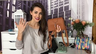 видео: Мои сумки\ My Bags. Жизнь мамы которая девушка.
