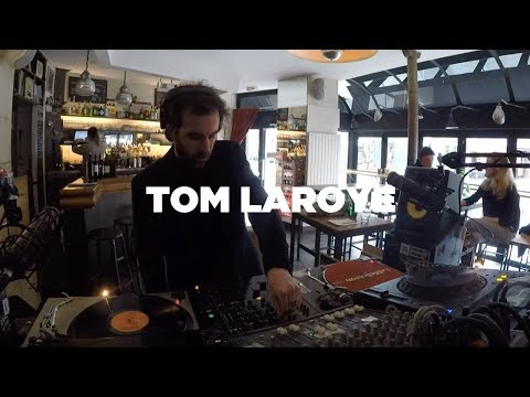 Tom Laroye (half of Qwestlife) • DJ Set • Le Mellotron