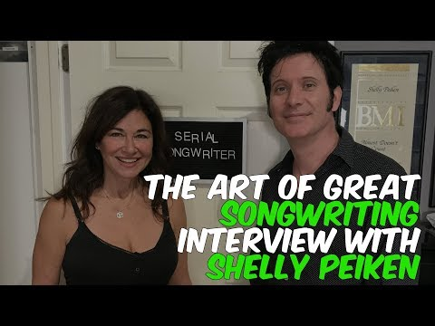 Hit Songwriter and Author Shelly Peiken - Warren Huart Produce Like a Pro