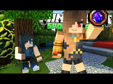 GOLD TRIES TO KILL ME? | Minecraft Spooky Tales #2 - ItsFunneh (Minecraft Roleplay)