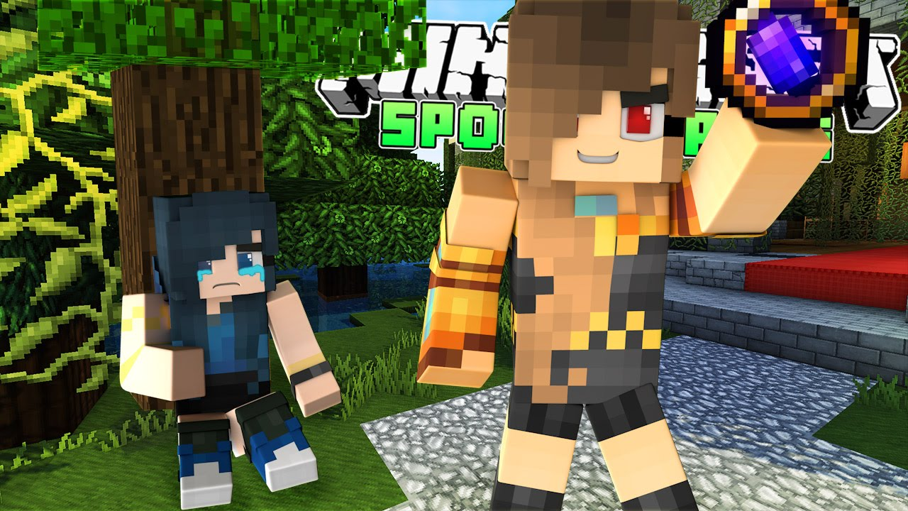 Minecraft Spooky Tales Gold Tries To Kill Me Minecraft Roleplay 2 Youtube