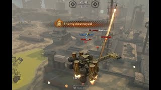 【Crossout】Ultimate Bombard Ufo