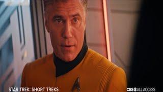 Star Trek: Short Treks | Ask Not Trailer | CBS All Access