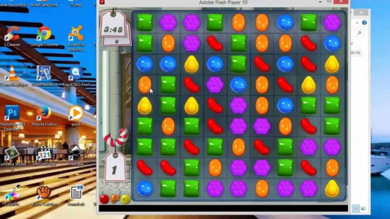 Descargar Y Instalacion Del Candy Crush Saga Para Pc 2018