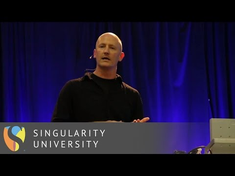 Alexander Rose of the Long Now Foundation  Singularity University