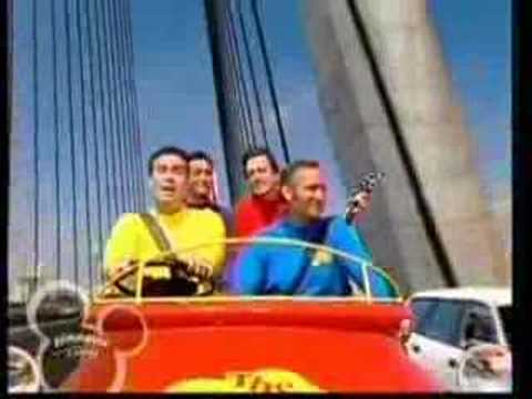 The Wiggles - Say Hello Big Red Car