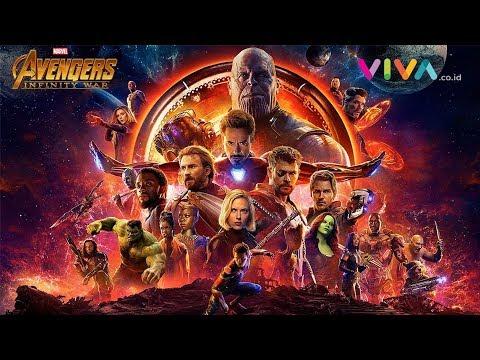 Siap-siap, Avengers: Infinity War Tayang April ini