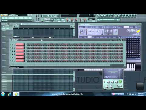 how to make wobble bass in fl studio 12