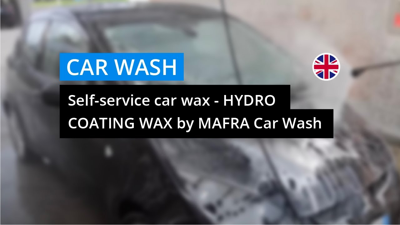 Self service car wax hydro coating wax youtube solutioingenieria Image collections
