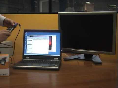 City Software USB 2.0 Multi-Display Adapter