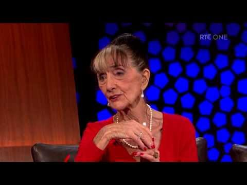 June Brown talks Lady Gaga | The Late Late Show