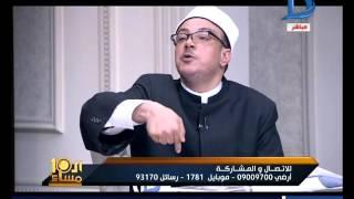 العاشرة مساء|خناقة على الهواء بين الشيخ محمود لطفى عامر ومحمد عبدالله نصر