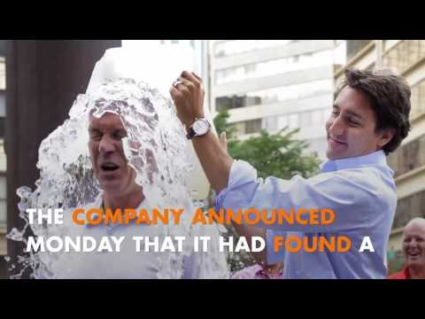 'Ice bucket challenge' donations helped fund ALS breakthrough