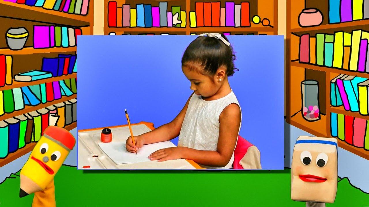 Canci n para la posici n correcta al escribir aprendemos for Sillas para una buena postura