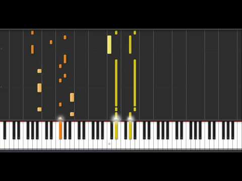 Linus and Lucy  Synthesia 50% Speed
