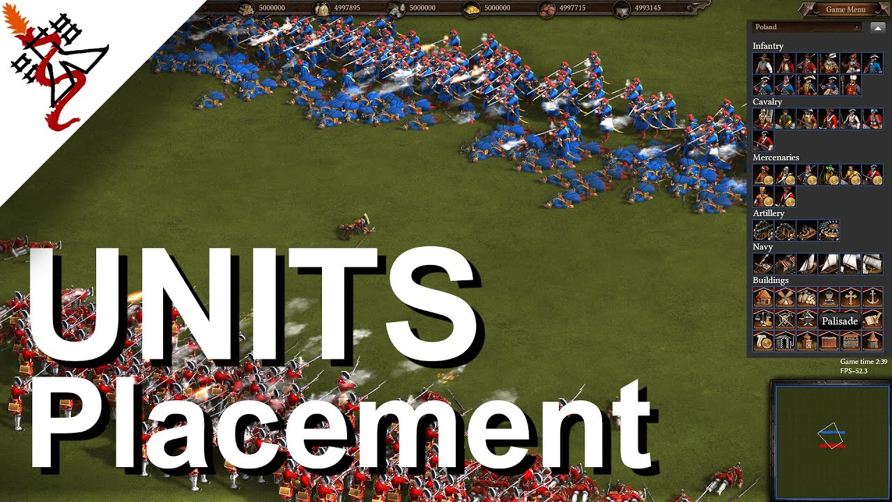 Cossacks 3 units placement map editor guide youtube cossacks 3 units placement map editor guide freerunsca Choice Image