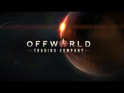 Offworld Trading Company: Multiplayer - Silicon Economy