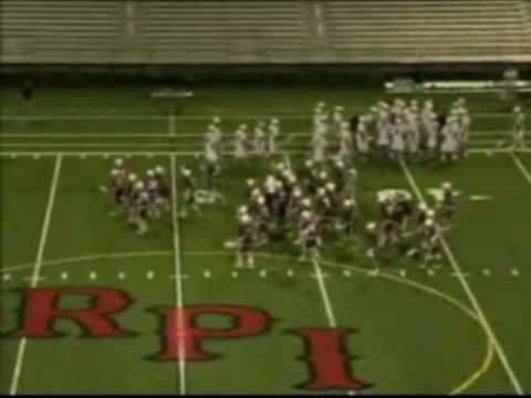 RPI-Union College Men's Lacrosse Game Highlight